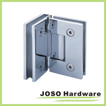 Glass to Glass 90 Degree Rectagular Shower Hinge (Bh2004)